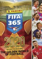 Panini Fifa 365 2020 Sticker 363 CD Monterrey T-Shirt