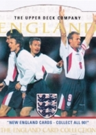England 1998 (Upper Deck)