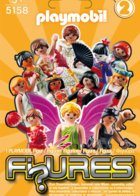 Playmobil Figures - Serie 2 «Girls» (Playmobil 5158)