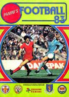 PANINI FOOTBALL 83-#362-BURNLEY TEAM PHOTO