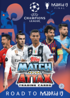 Match Attax UEFA Champions League 2018/2019 - Road to Madrid (Topps)