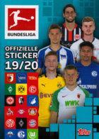 Sticker 258 TOPPS Bundesliga 2019//2020 Guido Burgstaller