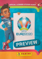UEFA EURO 2020 - Official Preview Sticker Collection (Panini)