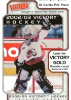 NHL Victory 2002-2003 (Upper Deck)