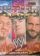 WWE Lamincards Collection Superstars 2007 (Edibas)