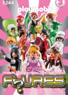 Playmobil Figures - Serie 3 «Girls» (Playmobil 5244)