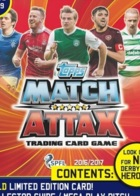 Match Attax Scottish Professional Football League 2016/2017 (Topps)