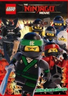 The Lego Ninjago Movie (Blue Ocean)