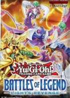 Yu-Gi-Oh! TCG: Battles of Legend - Light's Revenge (Deutsch)