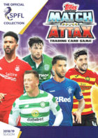 Match Attax Scottish Professional Football League (SPFL) 2018/2019 (Topps)