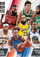 NBA Sticker Collection 2018/2019 - US-Edition (Panini)