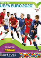 Road to UEFA EURO 2020 - Sticker (Panini)