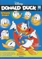 Donald Duck Sticker Story - 85 Years (Panini)
