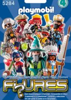 Playmobil Figures - Serie 4 «Boys» (Playmobil 5284)