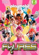 Playmobil Figures - Serie 8 «Girls» (Playmobil 5597)