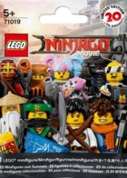 LEGO Minifigures - The Ninjago Movie (LEGO 71019)