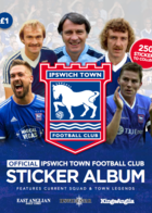 Ipswich Town - Official Sticker Album