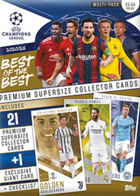 UEFA Champions League 2020/2021 - Best of the Best (Topps)