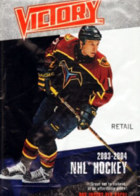 NHL Victory 2003-2004 (Upper Deck)