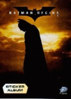 Batman begins (Upper Deck)