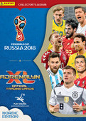 FIFA World Cup Russia 2018 - Adrenalyn XL - Nordic Edition (Panini)