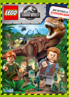 LEGO Jurassic World - Stickerserie (Blue Ocean)