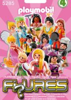 Playmobil Figures - Serie 4 «Girls» (Playmobil 5285)