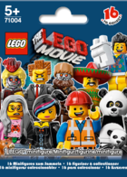 LEGO Minifigures - The LEGO Movie Serie (LEGO 71004)