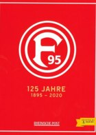 F95 - 125 Jahre Fortuna Düsseldorf (Just Stick It!)
