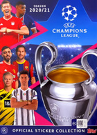 UEFA Champions League 2020/2021 Stickeralbum (Topps)
