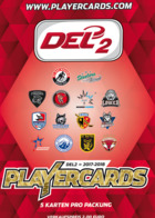 DEL Playercards 2017/2018 - Liga 2 (Playercards)