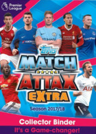 Match Attax English Premier League 2017/2018 - Extra (Topps)