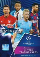 Crystal UEFA Champions League Season 2019/20 (Topps)
