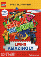 LEGO Create the world - Living Amazingly (Sainsbury's)
