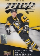 MVP Hockey 2015/2016 (Upper Deck)