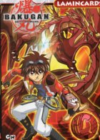 Bakugan Battle Brawlers Lamincards (Edibas)
