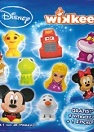 Disney Wikkeez (Rewe)