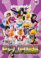 Playmobil Figures - Serie 10 «Girls» (Playmobil 6841)
