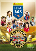 FIFA 365 - Adrenalyn XL 2017 -  Update Edition (Panini)