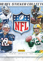 NFL Sticker Collection 2018 (Panini)