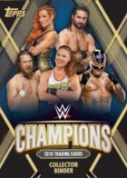 WWE Champions 2019 Trading Cards (Topps)