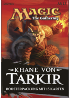 Magic TCG: Khane von Tarkir (Deutsch)