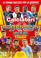 CALCIATORI 2019-2020 20-Adrenalyn Panini Card LIMITED EDITION DE VRIJ INTER