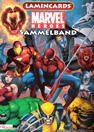 Marvel Superheroes Lamincards (Edibas)