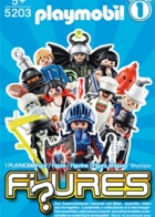 Playmobil Figures - Serie 1 «Boys» (Playmobil 5203)