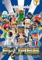 Playmobil Figures - Serie 7 «Boys» (Playmobil 5537)