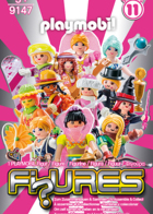 Playmobil Figures - Serie 11 «Girls» (Playmobil 9147)