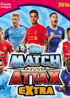 Match Attax English Premier League 2016/2017 - Extra (Topps)