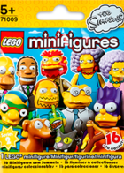 LEGO Minifigures - The Simpsons Serie 2 (LEGO 71009)