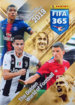 FIFA 365 Sticker Collection 2019 - Blue Backs (Panini)